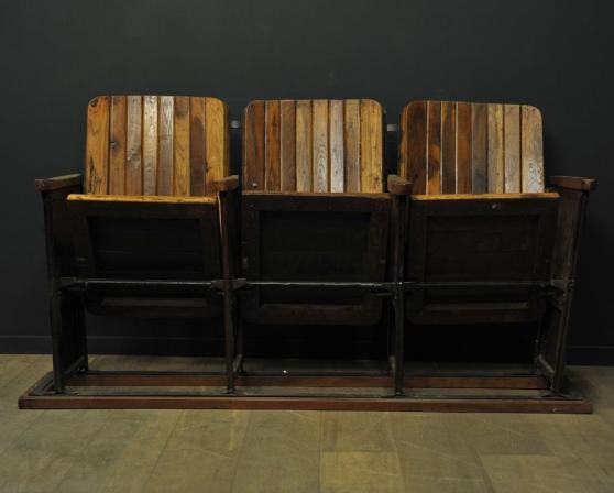 siege de cinema ancien a vendre table de lit. Black Bedroom Furniture Sets. Home Design Ideas