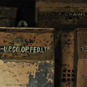 Boite aux lettre  en métal (1)