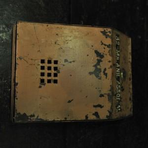 Boite aux lettre en métal  (3)