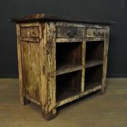 Comptoir a tiroirs en bois  (3)