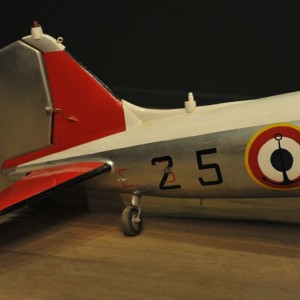 maquette d avion dakota (6)
