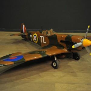 maquette d avion spitfire (3)