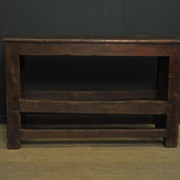 table billot en bois  (2)