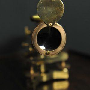 theodolite ancien en laiton dans sa boite (10)
