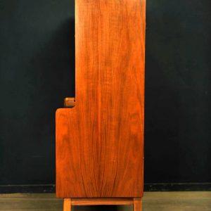 coiffeuse meuble rangement scandinave vintage 1960 miroirs tiroirs