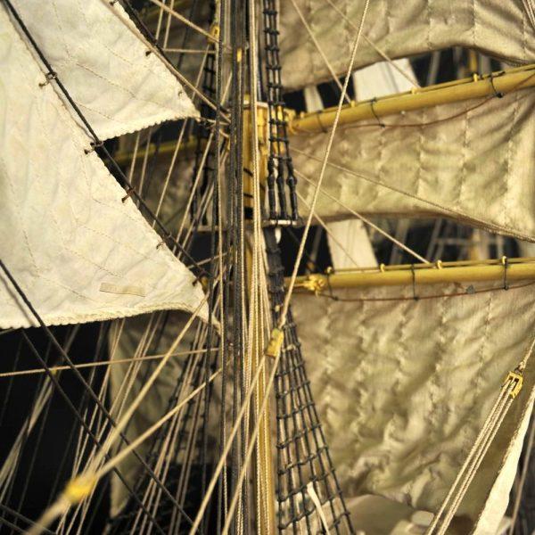 maquette bateau voilier