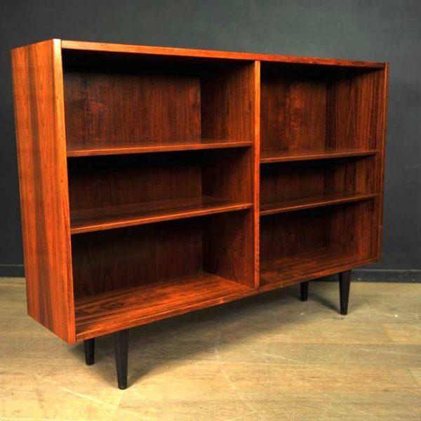 bibliotheque scandinave design Carlo jensen pour Hundevad