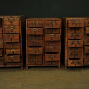 Petit meuble administratif à 12 tiroirs2