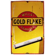 plaque-emaillee-gold-flake-1