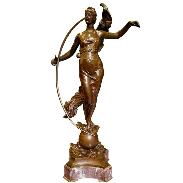 """Bronze """"Phoebe"""""""
