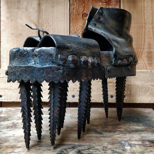 Chaussures à châtaignes