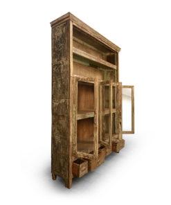 Grande armoire en bois - Julien Cohen