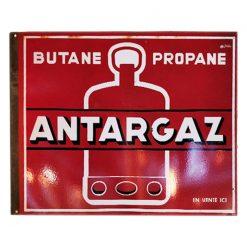 Plaque émaillée Antargaz