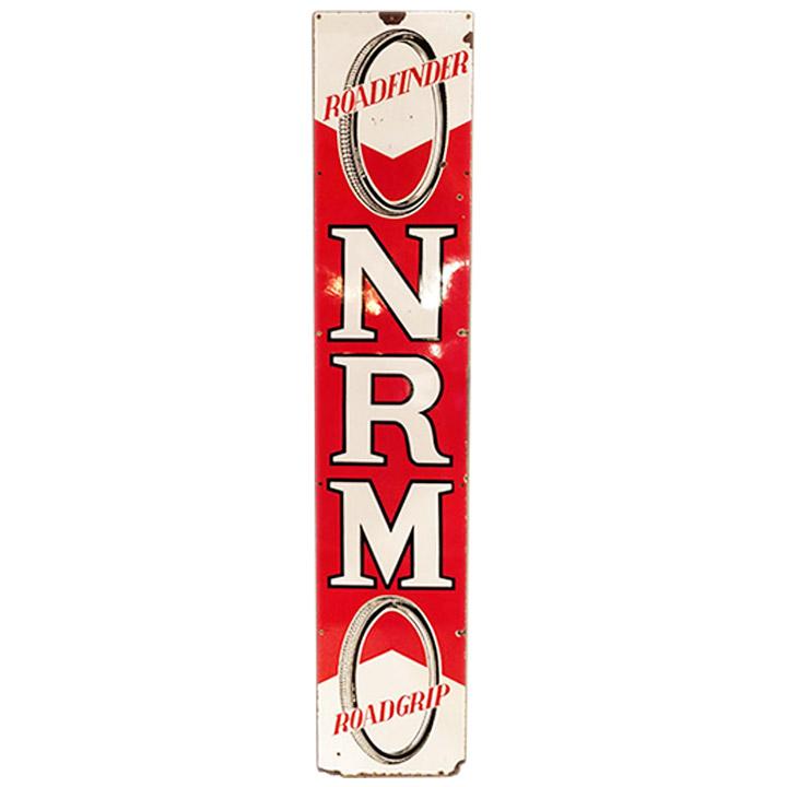 Plaque émaillée NRM