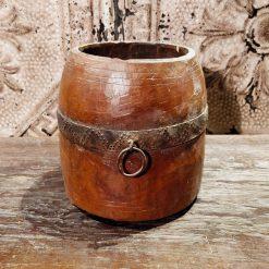 Pot en bois