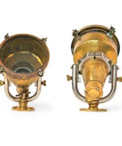 Lampe de bateau russe - Julien Cohen Mes Découvertes