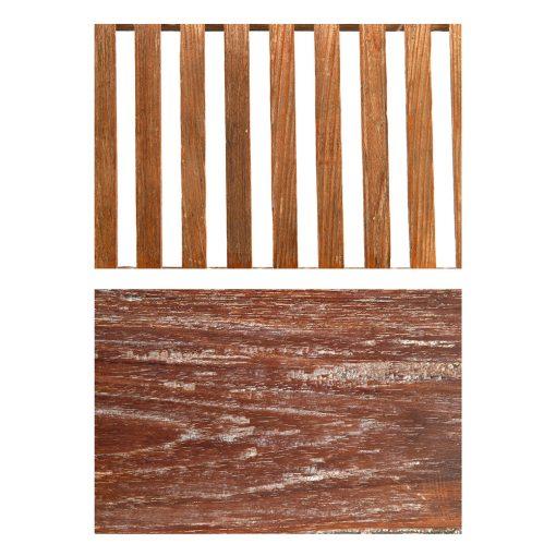 Grand banc en bois - Julien Cohen Affaire Conclue