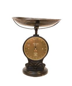 "Balance anglaise ""Salter"" Circa 1940 - Julien Cohen Magasin Premery"