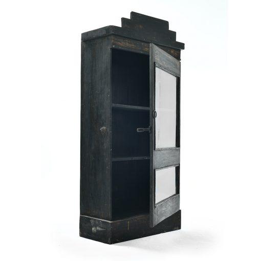Petite vitrine noire - Julien Cohen Mes Découvertes