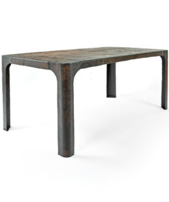 Table en fonte - Julien Cohen