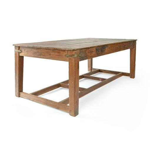 Table basse en bois - Julien Cohen - Affaire Conclue