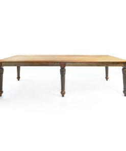 Table en bois à 6 pieds - Julien Cohen Mes Découvertes