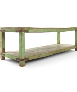 Table basse en bois - Julien Cohen Mes découvertes