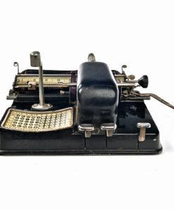 Machine à écrire Heady du 19ème siècle - Marché Dauphine Mes Découvertes