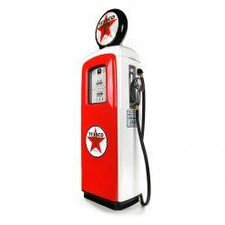 Pompe à essence TEXACO américaine de 1946 restaurée - Mes Découvertes Premery