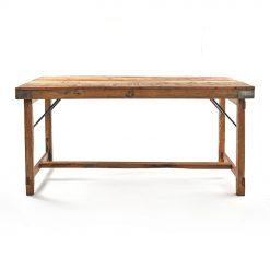 Table pliante en bois - Julien Cohen