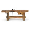 Etabli vintage en bois